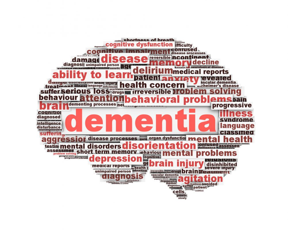 Dementia affects 820,000 people across the UK