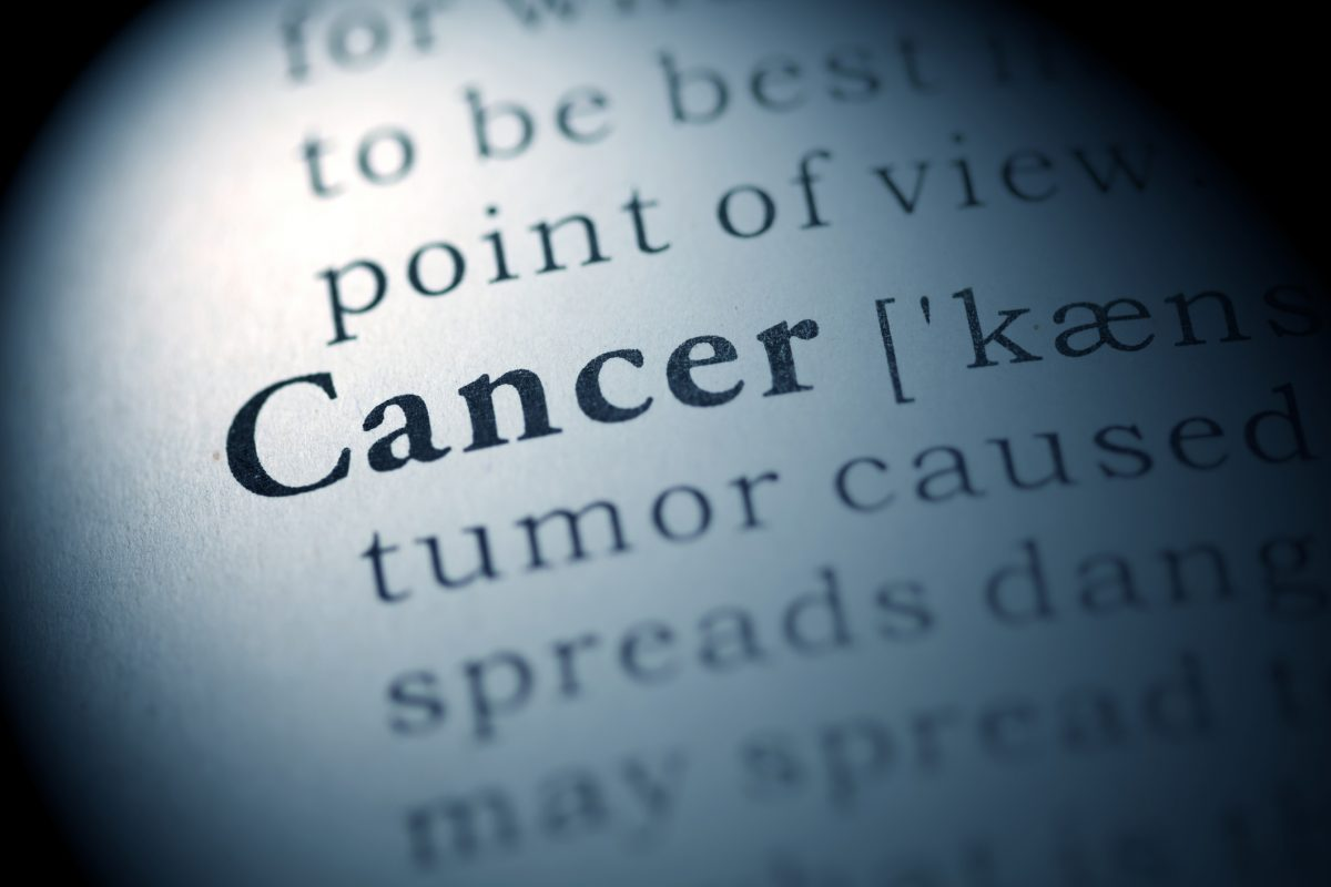 2.5 million people are living with cancer in the UK