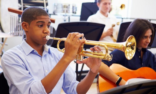 Music and arts investment will help students join orchestras