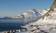 Norway's Arctic strategy town near the pole
