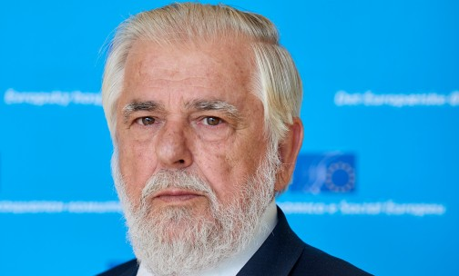 Georges Dassis President EESC