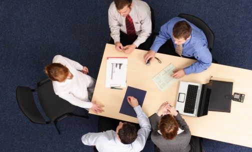 talent management in the public sector overhead interview