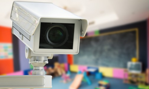 Body cameras and other types of CCTV in education