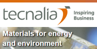 TECNALIA. Materials for Energy and Environment Department