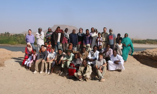 Reconstructing an Ancient Egyptian Microcosm in Sudan
