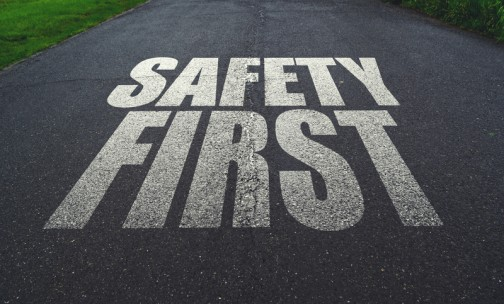Enhancing road safety applications for truck drivers