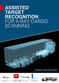 Assisted target recognition for x-ray cargo scanning