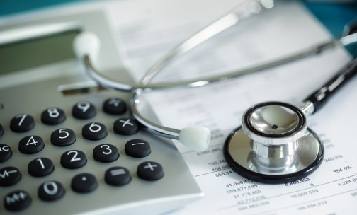 NHS spending plans delayed because of financial pressures