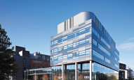 Strathclyde Institute for Pharmacy and Biomedical Sciences, Glasgow City Centre, home to much of our in-house biological evaluation