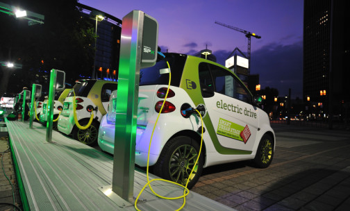 Electric cars could be used to help power the grid